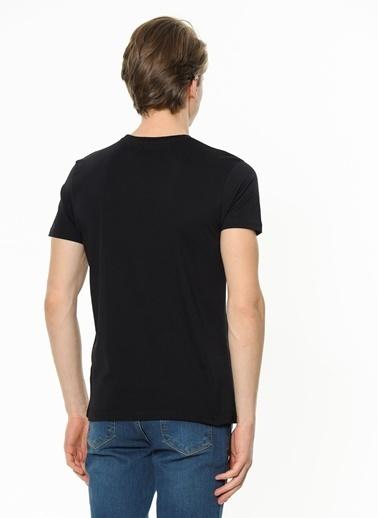 Blast Tişört Siyah